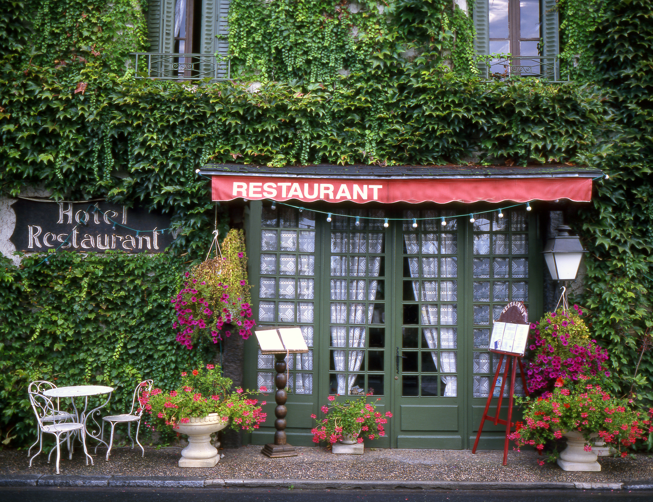 french restaurant