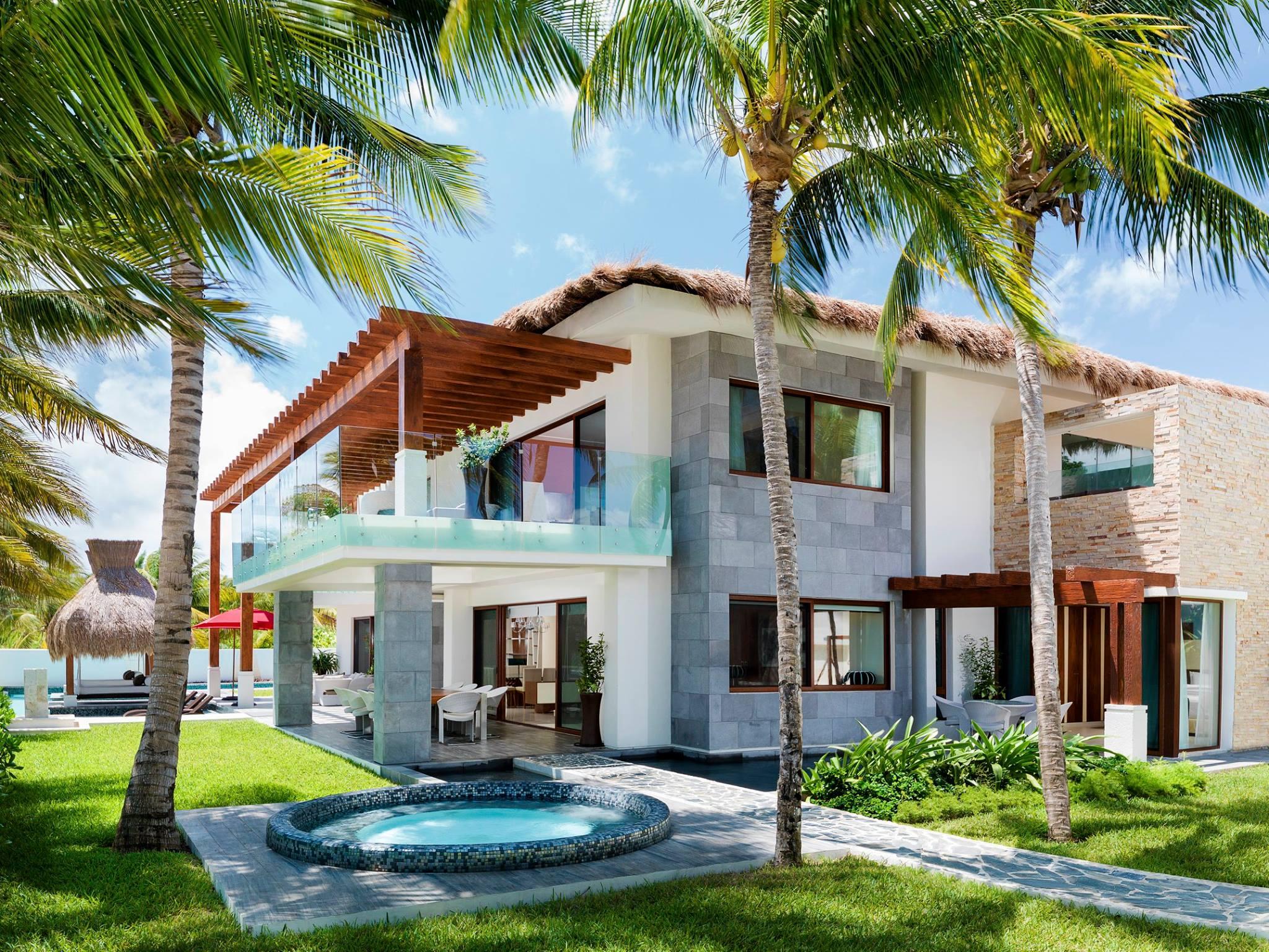 destination wedding villas