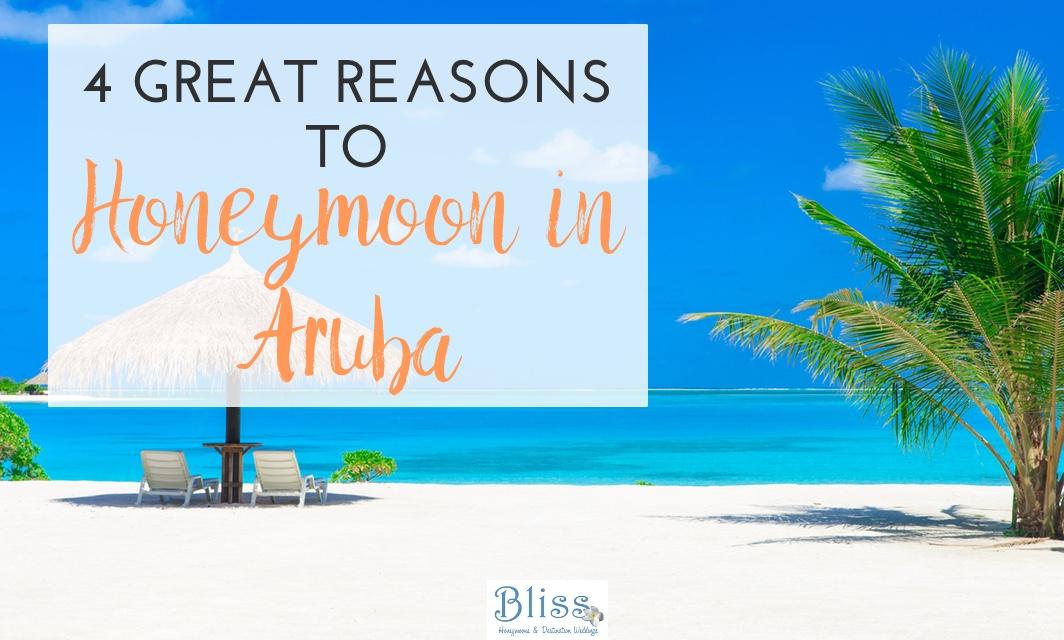 aruba honeymoons