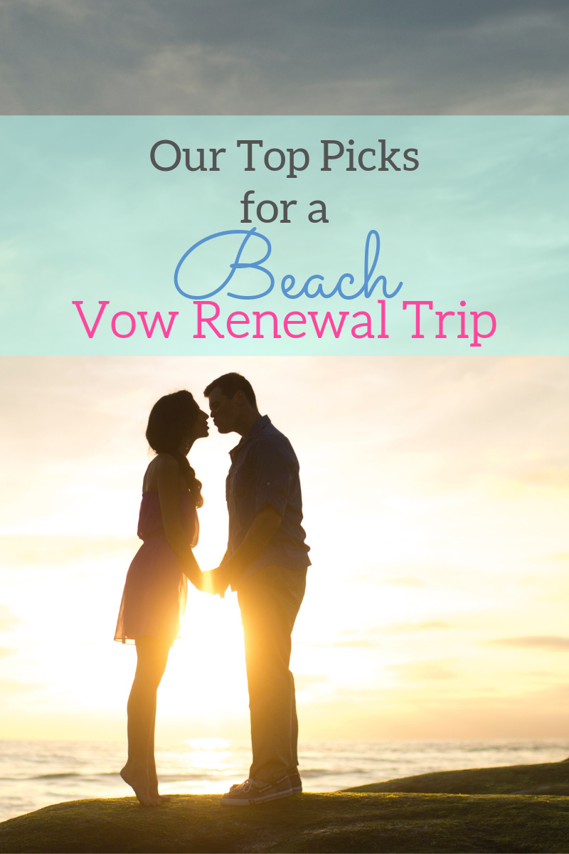 If you're dreaming of a beach getaway for your upcoming anniversary vow renewal ceremony, have we got some ideas for you! Not only are these locations some of the best in the world, they are also all renowned for their incredibly hospitable resorts that have staff members who would be thrilled to help make sure your special day goes off without a hitch for you and your guests. Here are some of our top beach vow renewal destination recommendations.