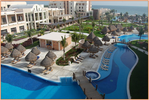 Anniversary trips excellence playa mujeres