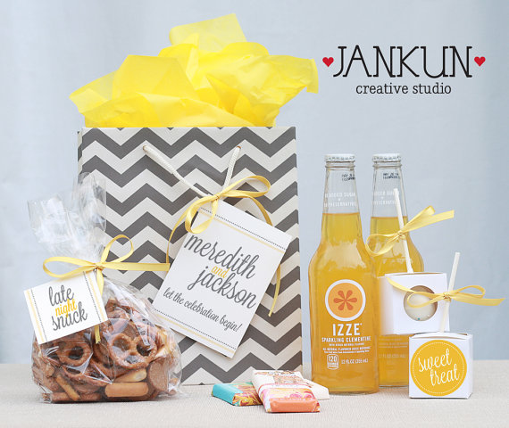 Destination Wedding Gift Bags Tips For Making Them Easy And Special