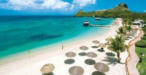 Sandals Grand St Lucia things to do on your honeymoon