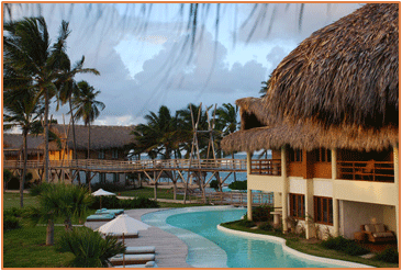 Zoetry Punta Cana wedding