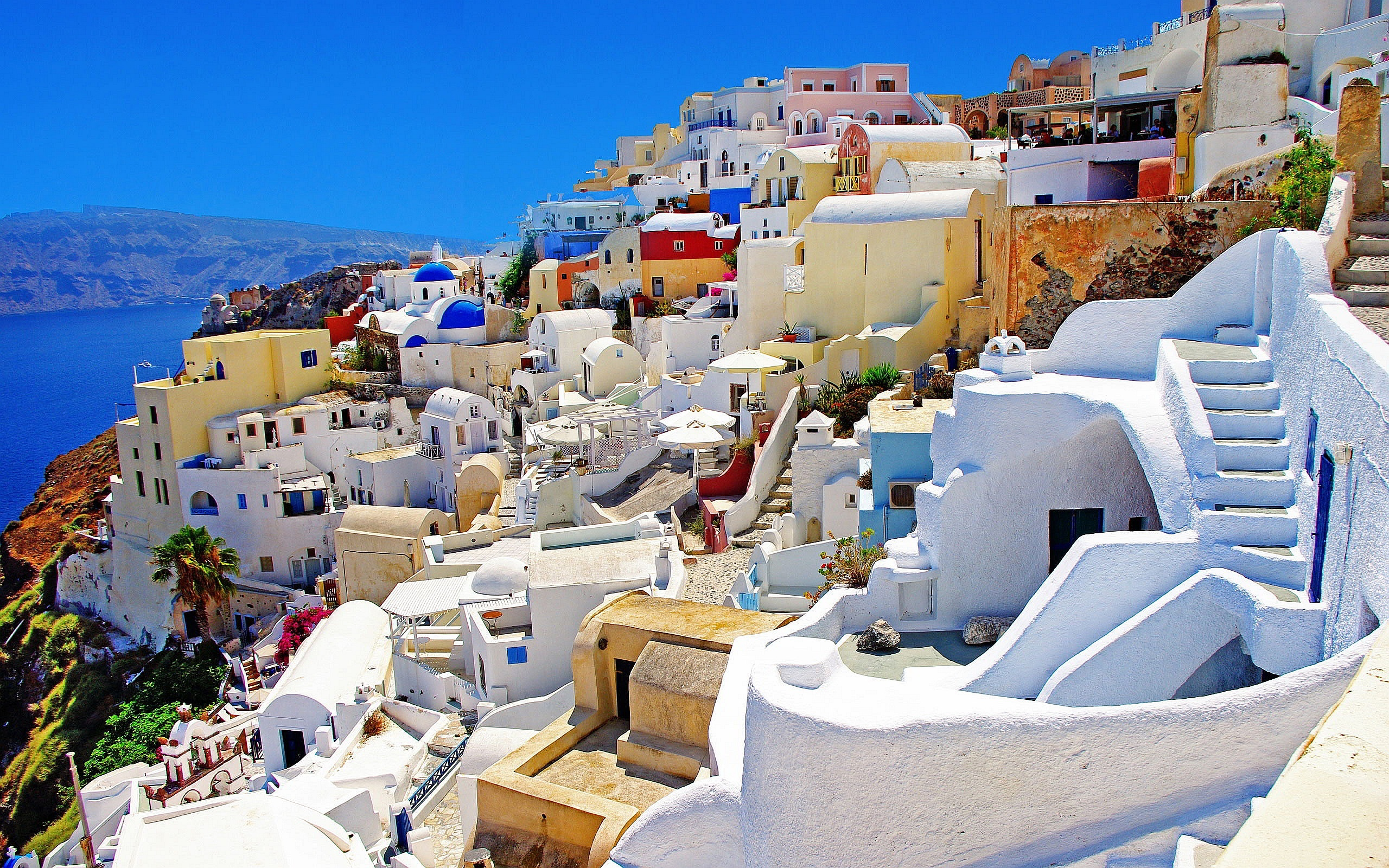 gay friendly Greek island honeymoons Santorini
