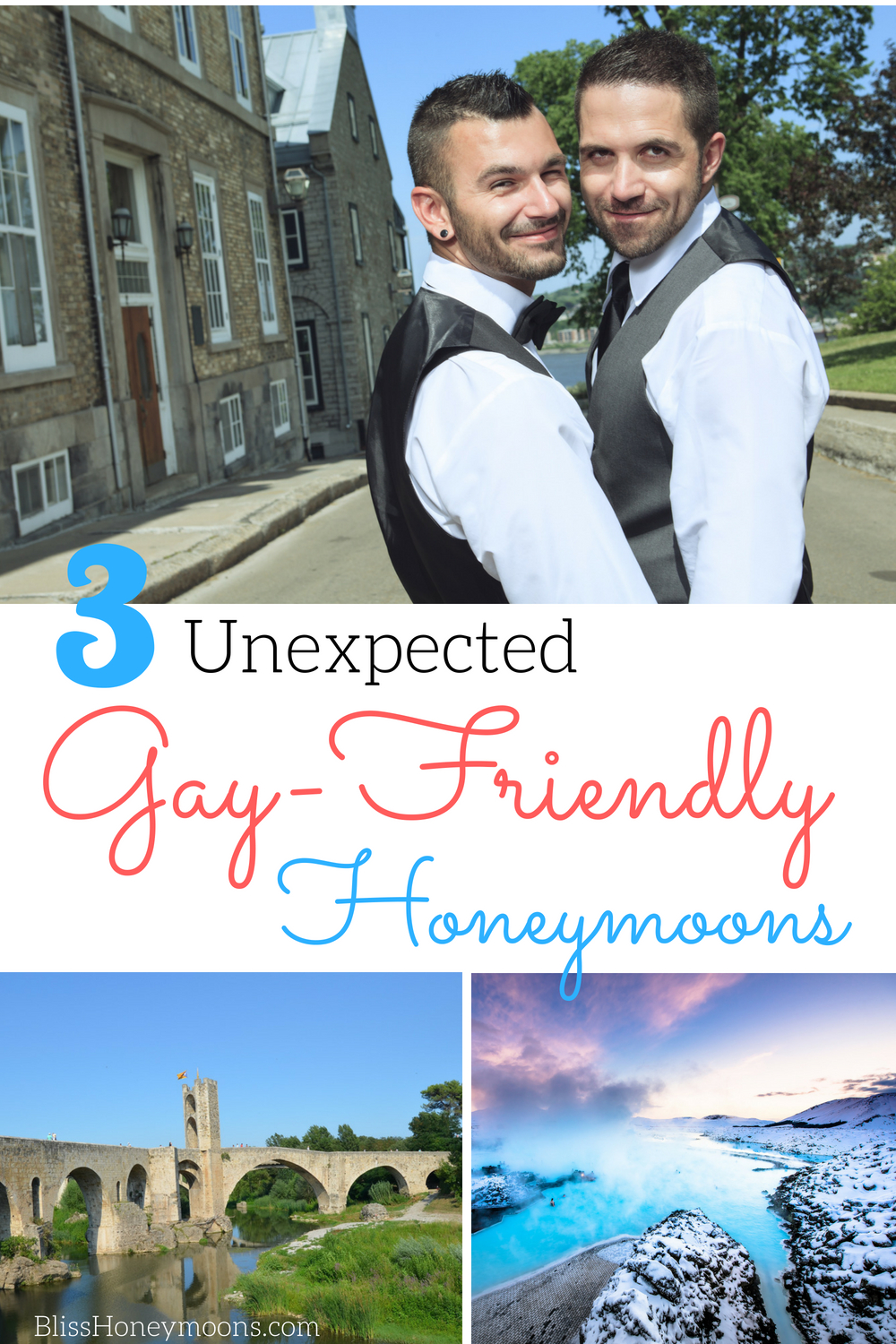 gay honeymooners