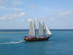 best gay friendly Caribbean honeymoons Aruba sailboat