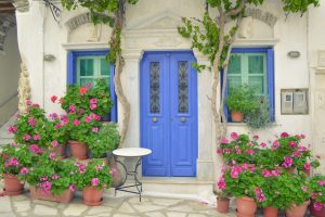 gay friendly greek island honeymoons tinos