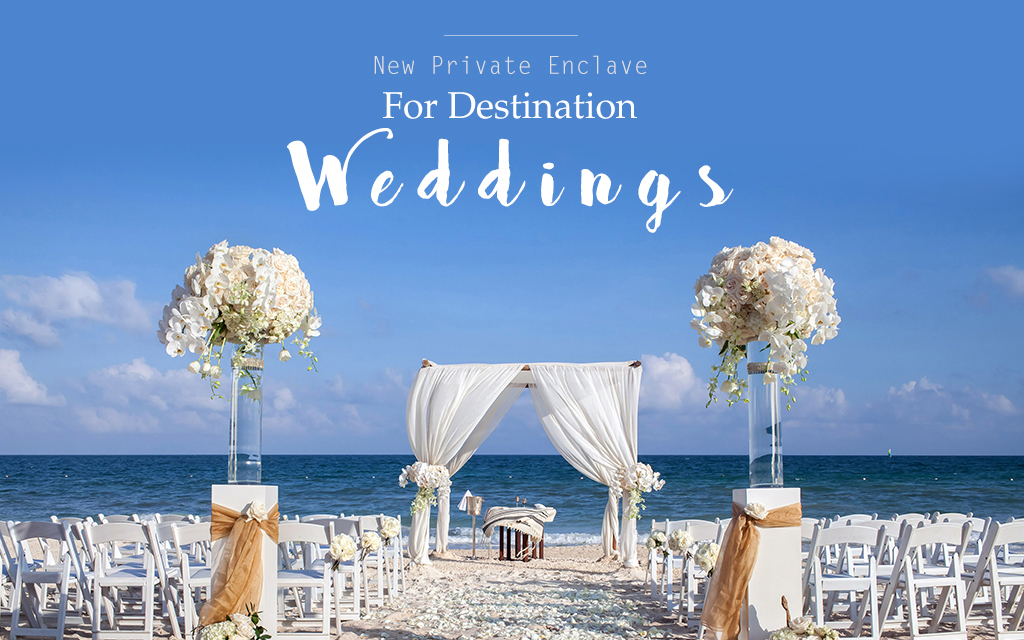 private destination wedding, El Dorado Royale review, El Dorado Royale destination wedding, El Dorado Royale wedding, best private wedding, best tropical wedding, luxury island wedding, luxury private wedding, Bliss Honeymoons review