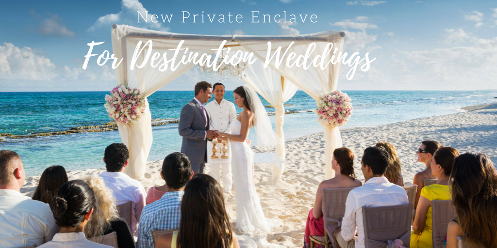 new private enclave for destination weddings