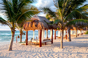 Beach Resort Wedding Packages - El Dorado Royale wedding
