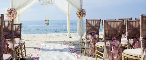 Pure Glamor Wedding - Beach Resort Wedding Packages