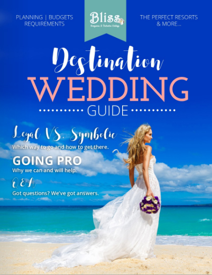 Destination Wedding Guide - Beach Resort Wedding Packages
