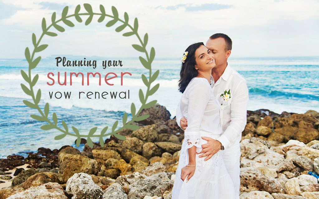 Planning Your Summer Vow Renewal, 10 year vow renewal ceremony, all inclusive vow renewal packages, Aruba vow renewal, vow renewal packages