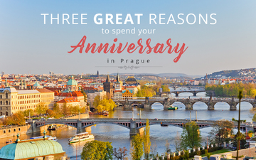 Anniversary in Prague, best anniversary trip, anniversary trip ideas, anniversary in Prague review, Bliss Honeymoons review, romantic travel ideas
