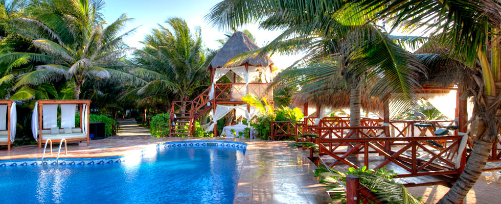 3 stunning honeymoon resorts, El Dorado Royale honeymoon, best honeymoon resorts, top honeymoon resorts