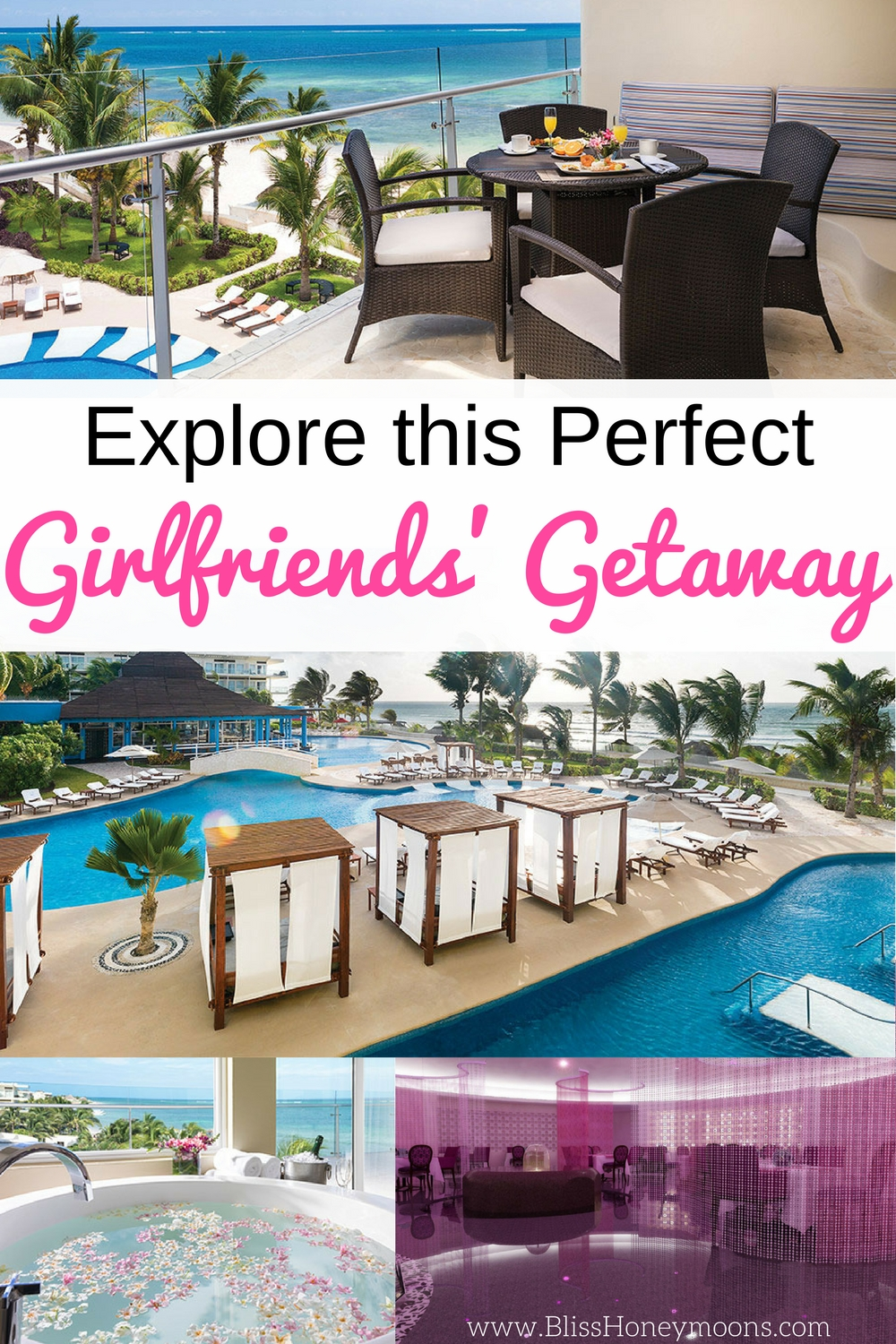 Azul Sensatori girlfriends getaway, best of Azul Sensatori, best resorts for girlfriend getaways, perfect girls trip resorts, top girls trip resort