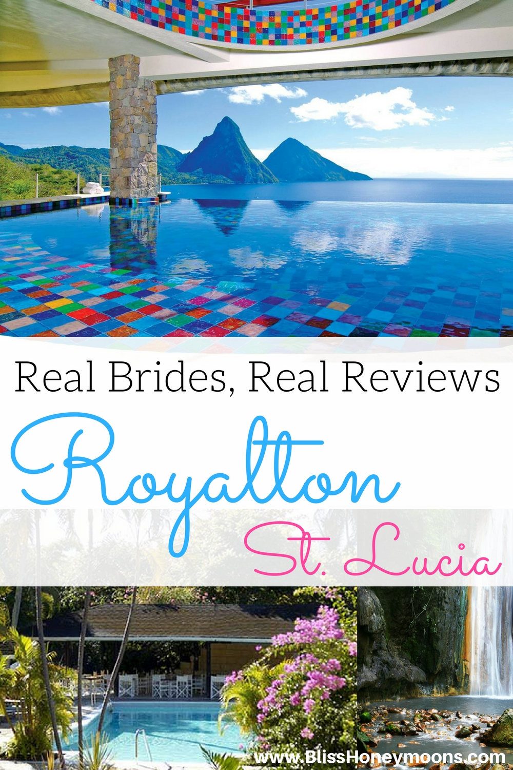 Royalton St Lucia review, real brides real reviews, Royalton St Lucia honeymoon, review Royalton St Lucia