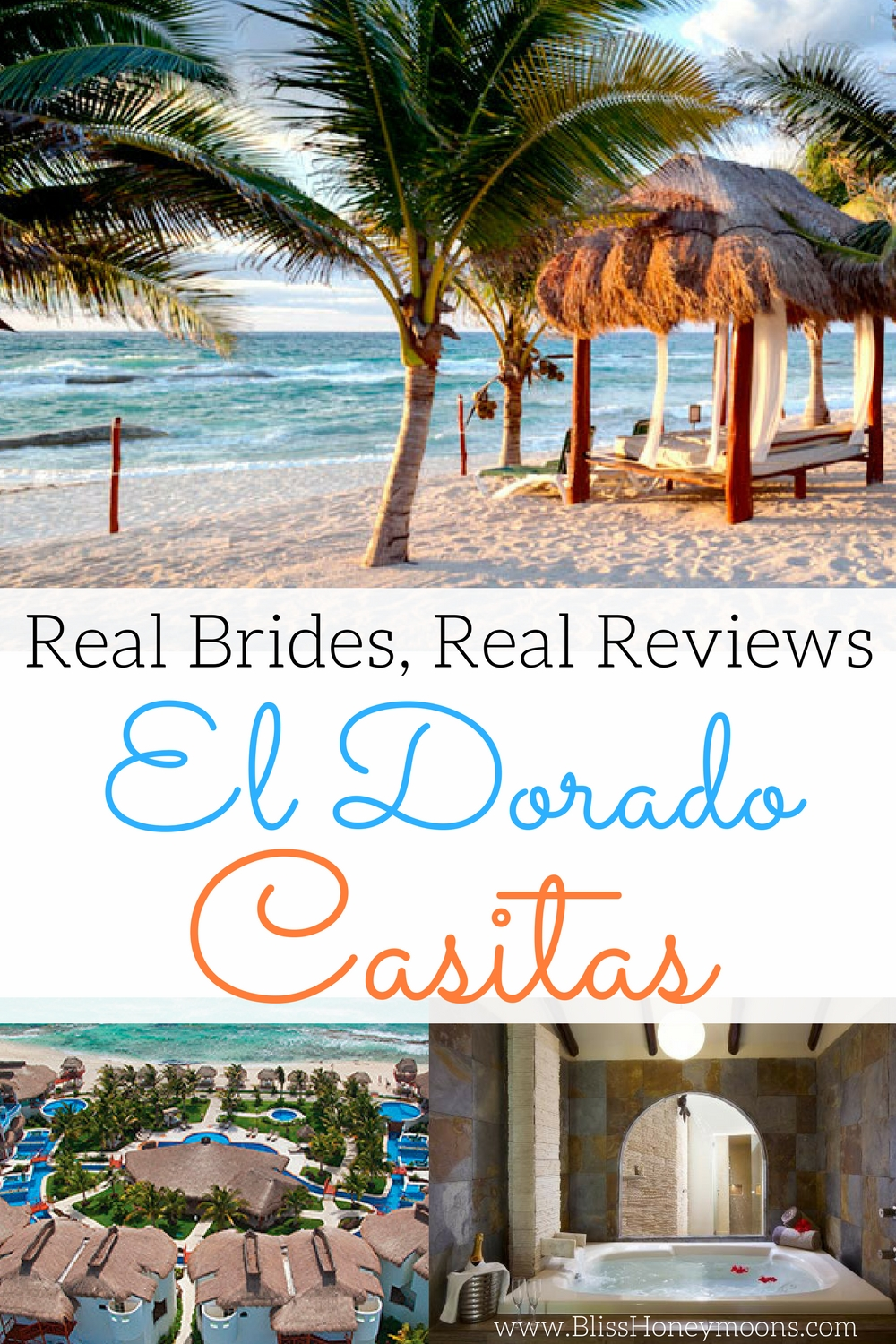El Dorado Casitas travel review, El Dorado Casitas review, romantic travel destinations, Bliss Honeymoons travel review
