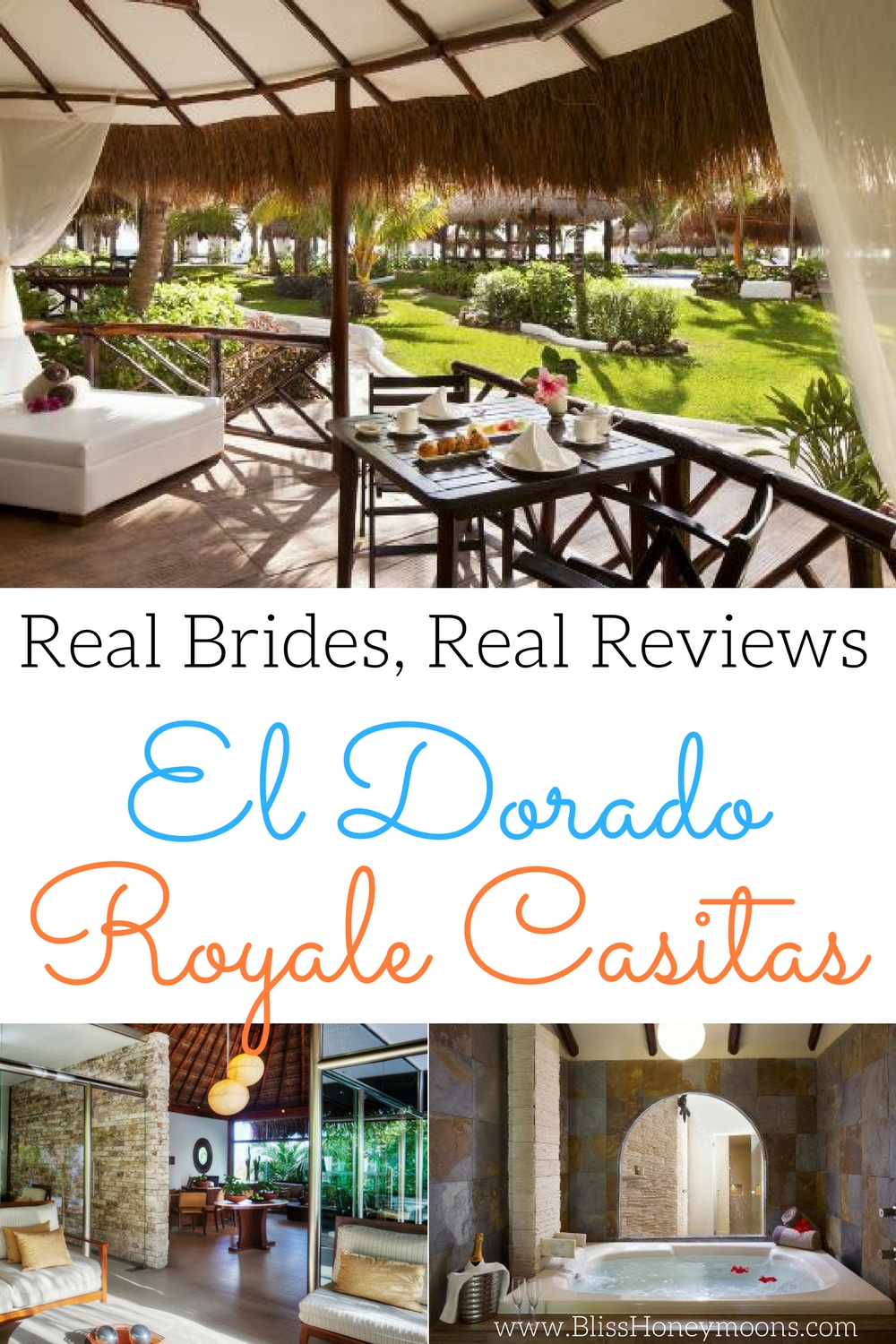 El Dorado Royale Casitas travel review, El Dorado Royale Casitas honeymoon review, activities and food at El Dorado Royale Casitas, best honeymoons review, top honeymoon destinations