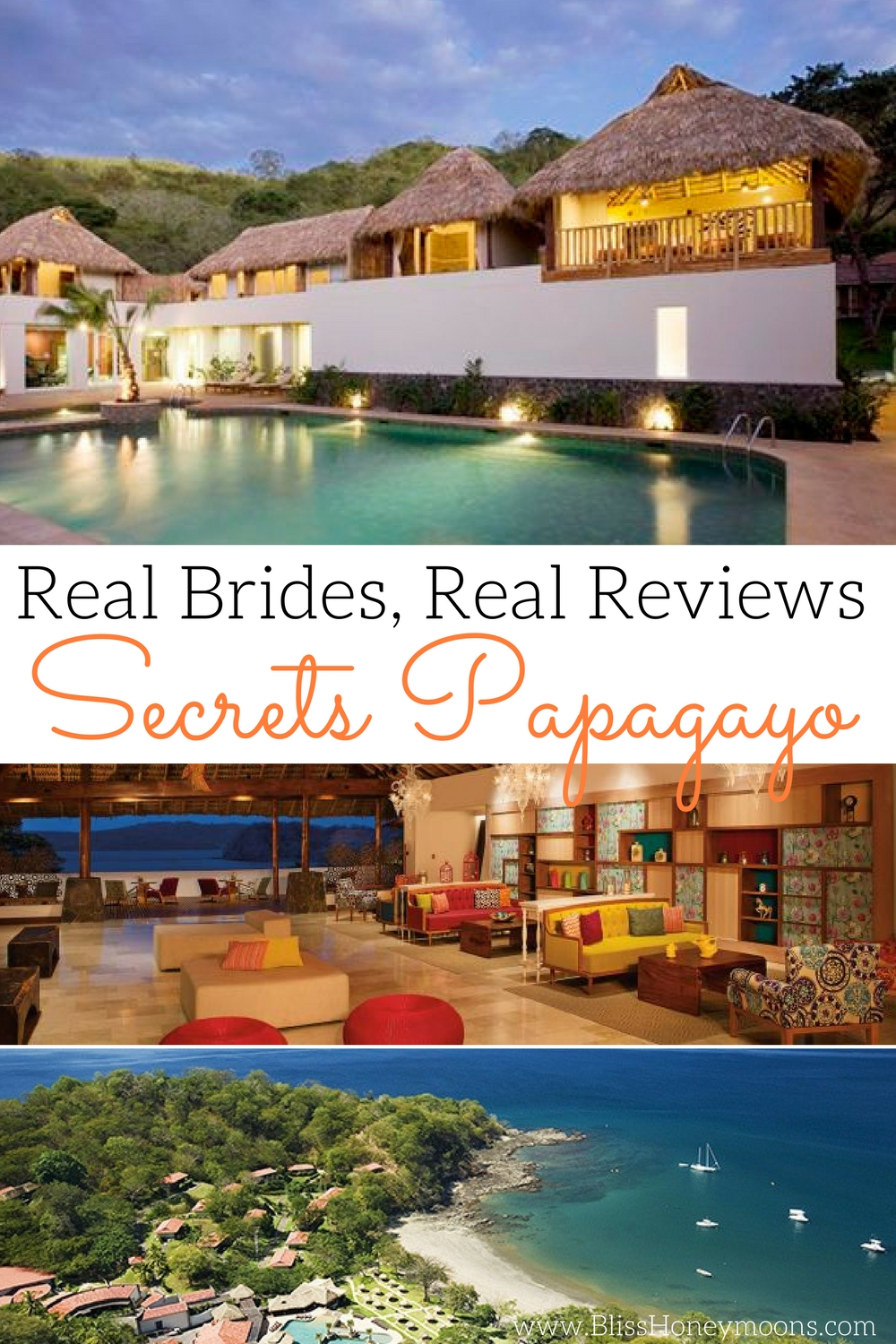 Secrets Papagayo reviews, romantic travel destination, Secrets Papagayo honeymoon, Bliss Honeymoons reviews