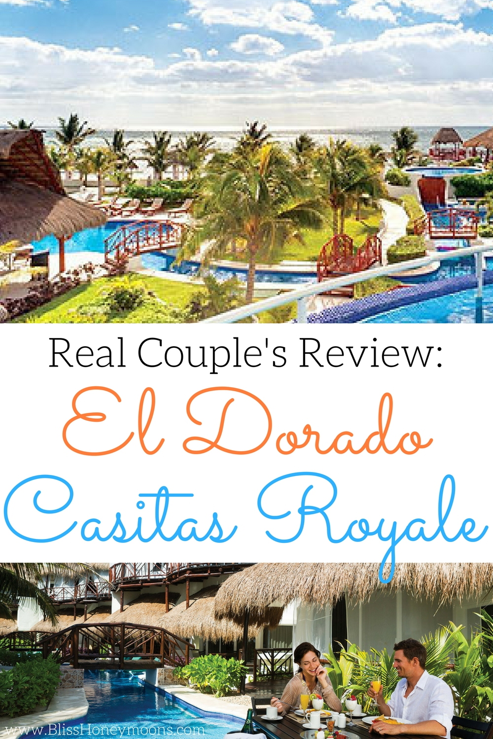 El Dorado Casitas Royale review, foodie travel review, foodie travel, honeymoon travel review, honeymoon travel agent review, best honeymoon travel agent, Bliss Honeymoons review, El Dorado Casitas Royale honeymoon, honeymoon at El Dorado Casitas Royale