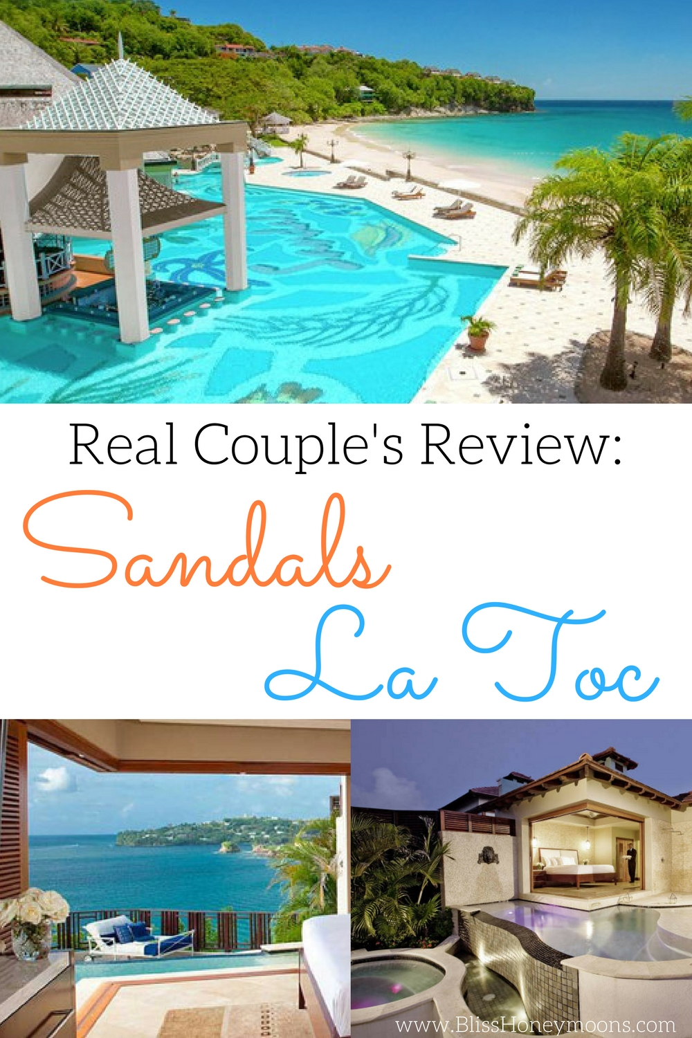 Sandals La Toc review, romantic travel locations, best travel experience, surprise room upgrade, Sandals La Toc Soy restaurant, Bliss Honeymoons review, best romance travel agent