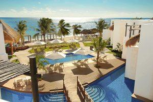 Azul Beach review, Azul Beach resort review, sky weddings, resort relaxation pool, romantic resort review, Bliss Honeymoons review, destination weddings travel agent, destination honeymoon travel agent, best destination wedding travel