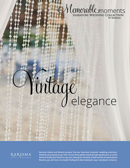 VINTAGE ELEGANCE COLLECTION