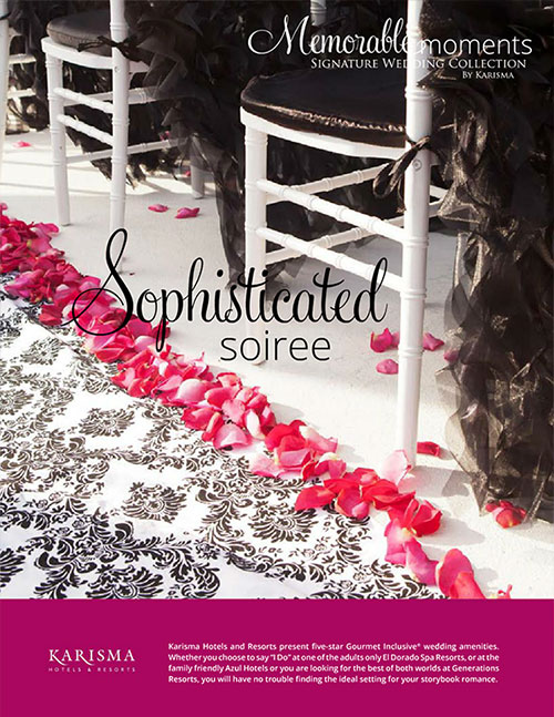 SOPHISTICATED SOIREE