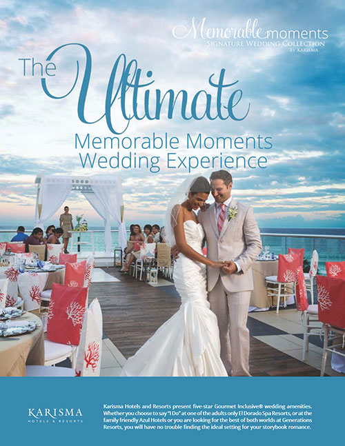 ULTIMATE MEMORABLE MOMENTS PACKAGE
