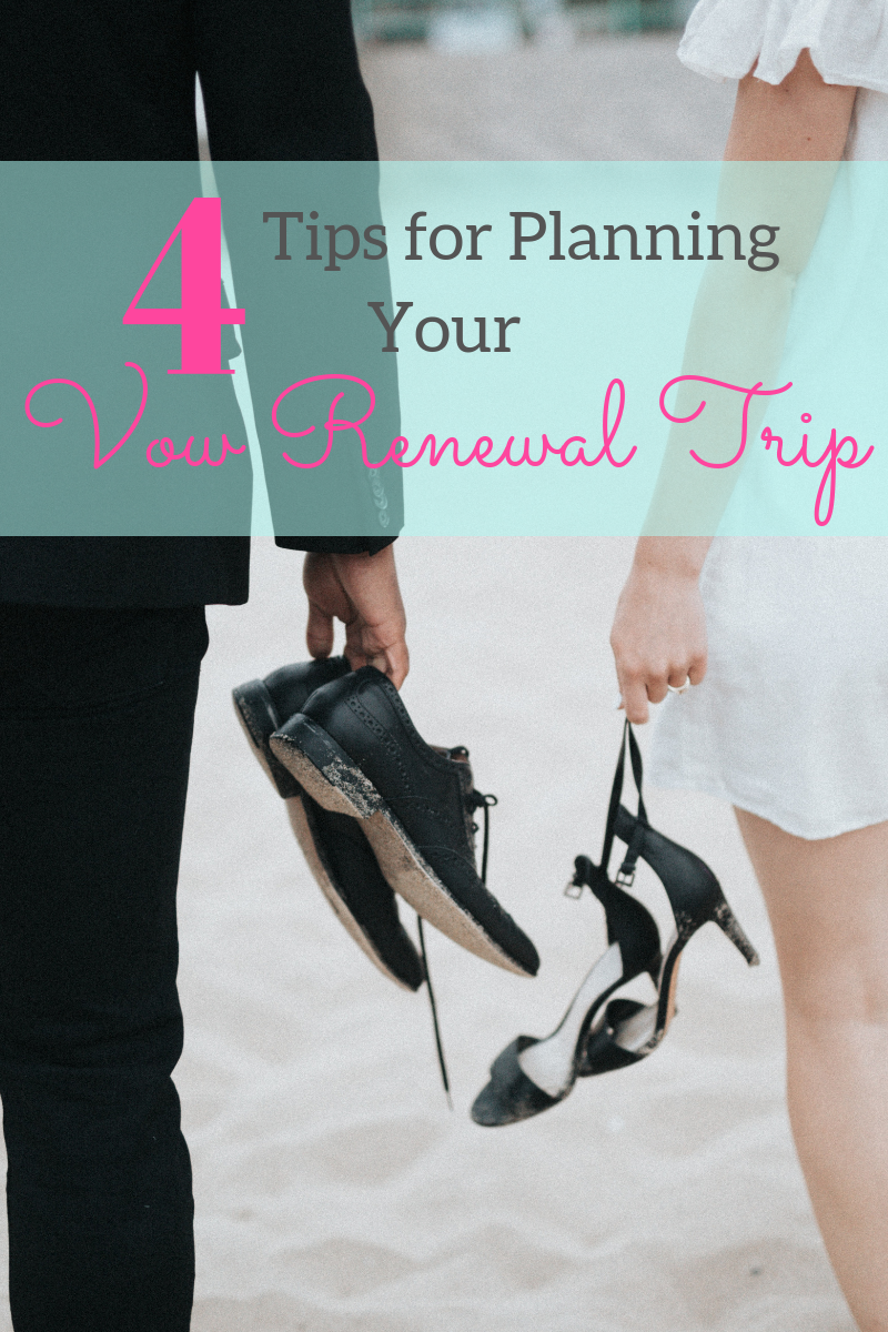 A vow renewal is a romantic and loving way for a couple to continue to commit to each other and their future together. Read our top 4 tips for planning a vow renewal trip.