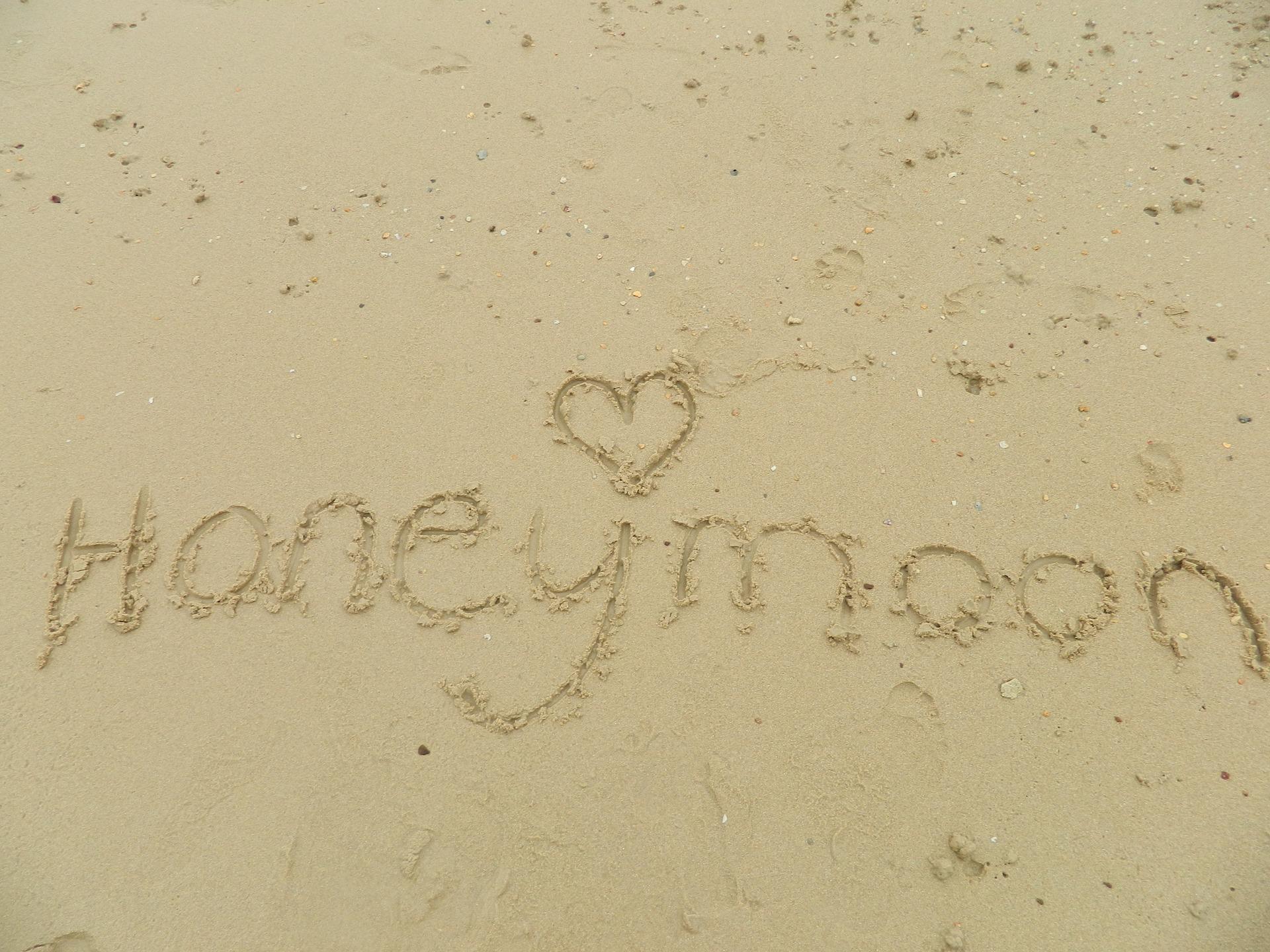 Honeymoon Word In Sand Avoid Pitfalls