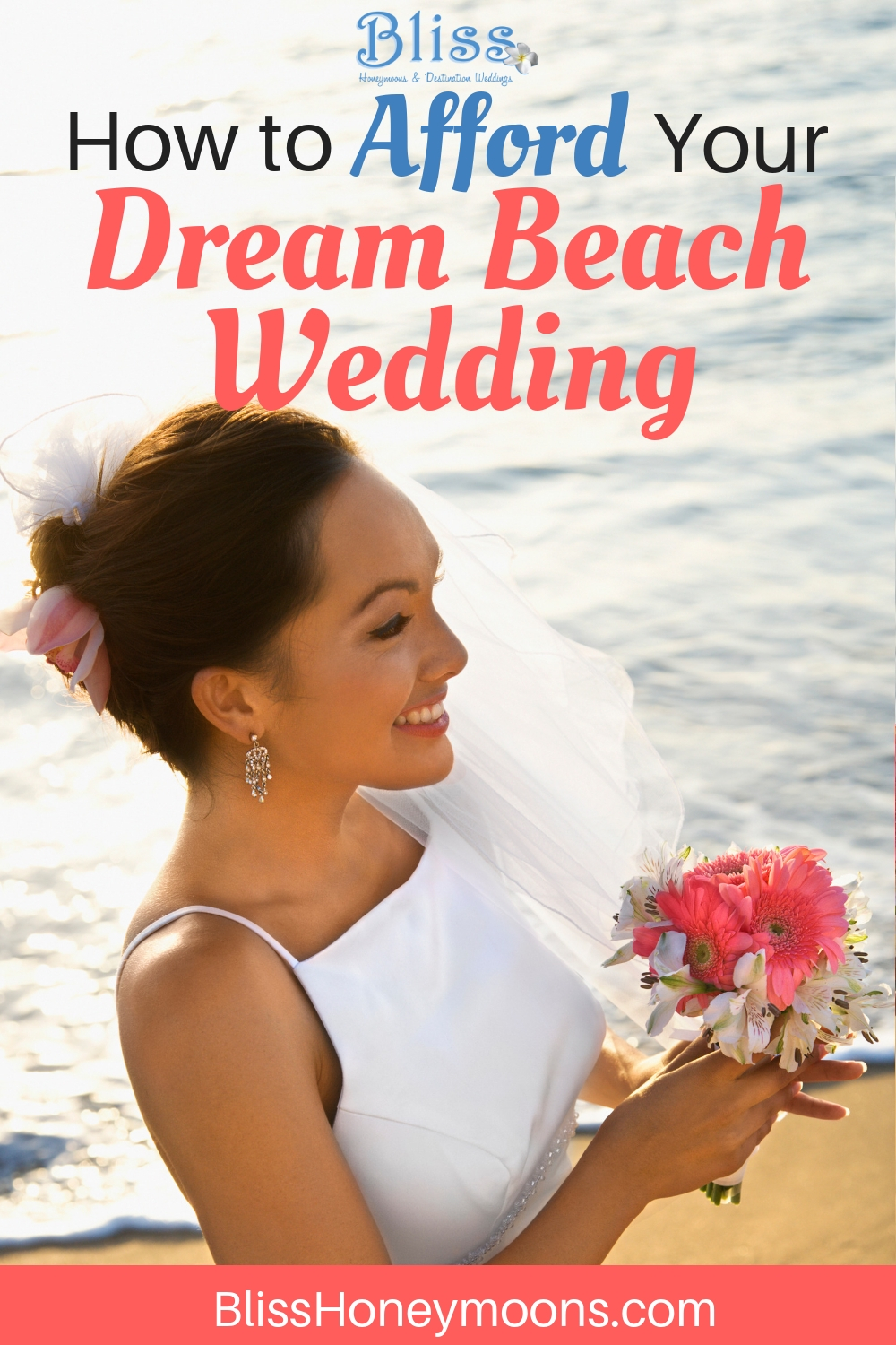 how to afford a beach resort destination wedding