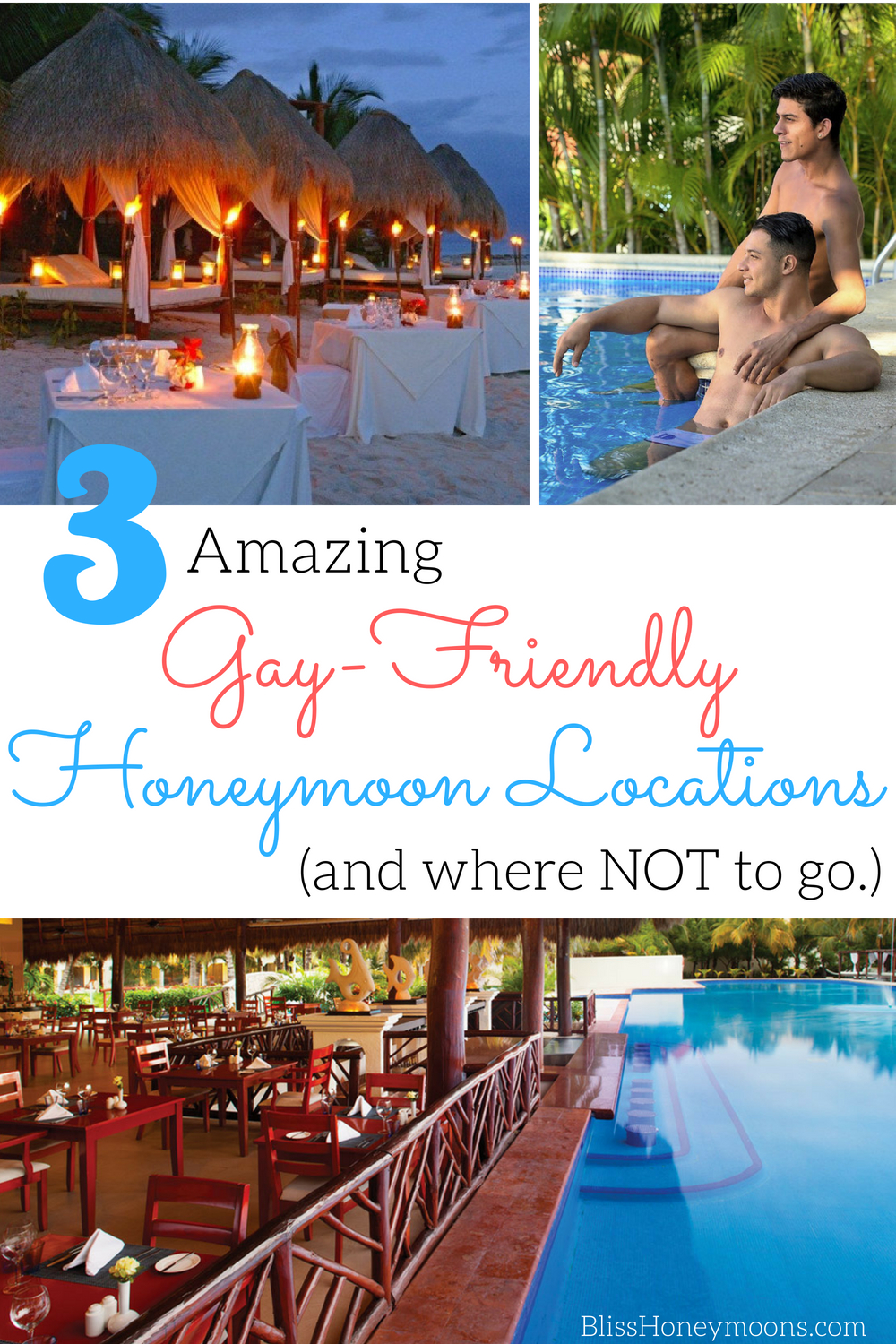 amazing gay friendly honeymoon locations