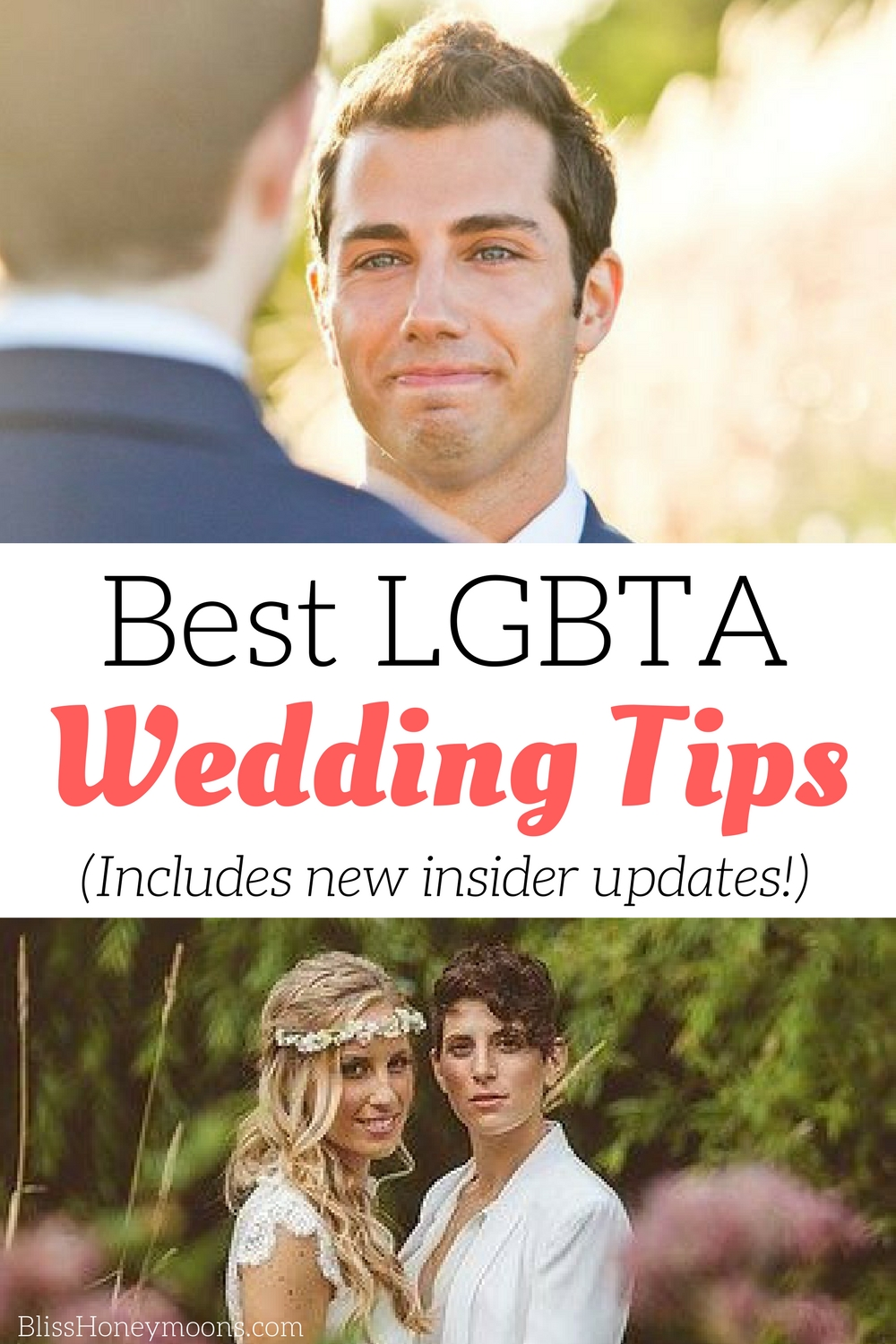 best LGBTA destination wedding planning tips
