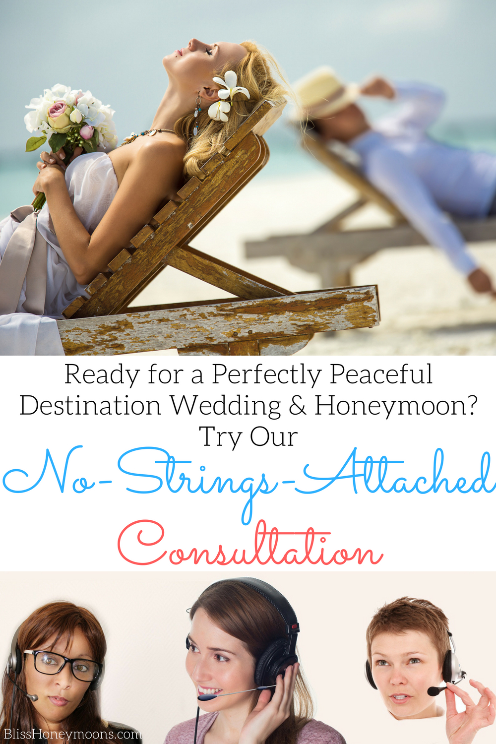 free destination wedding consultation
