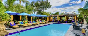 Bahamas boutique hotels rock house pool