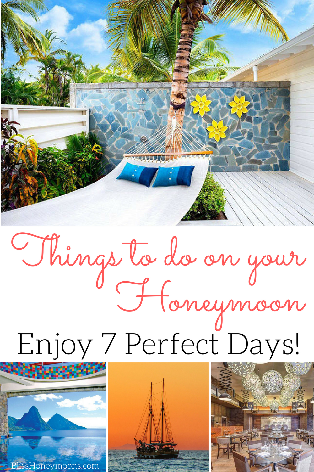 things to do on your honeymoon