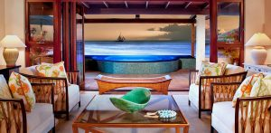 private island honeymoons jumby bay suite with ocean view