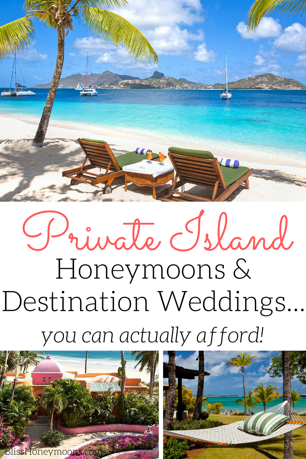 private island honeymoons and destination weddings