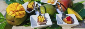foodie favorite destination st lucia mango madness
