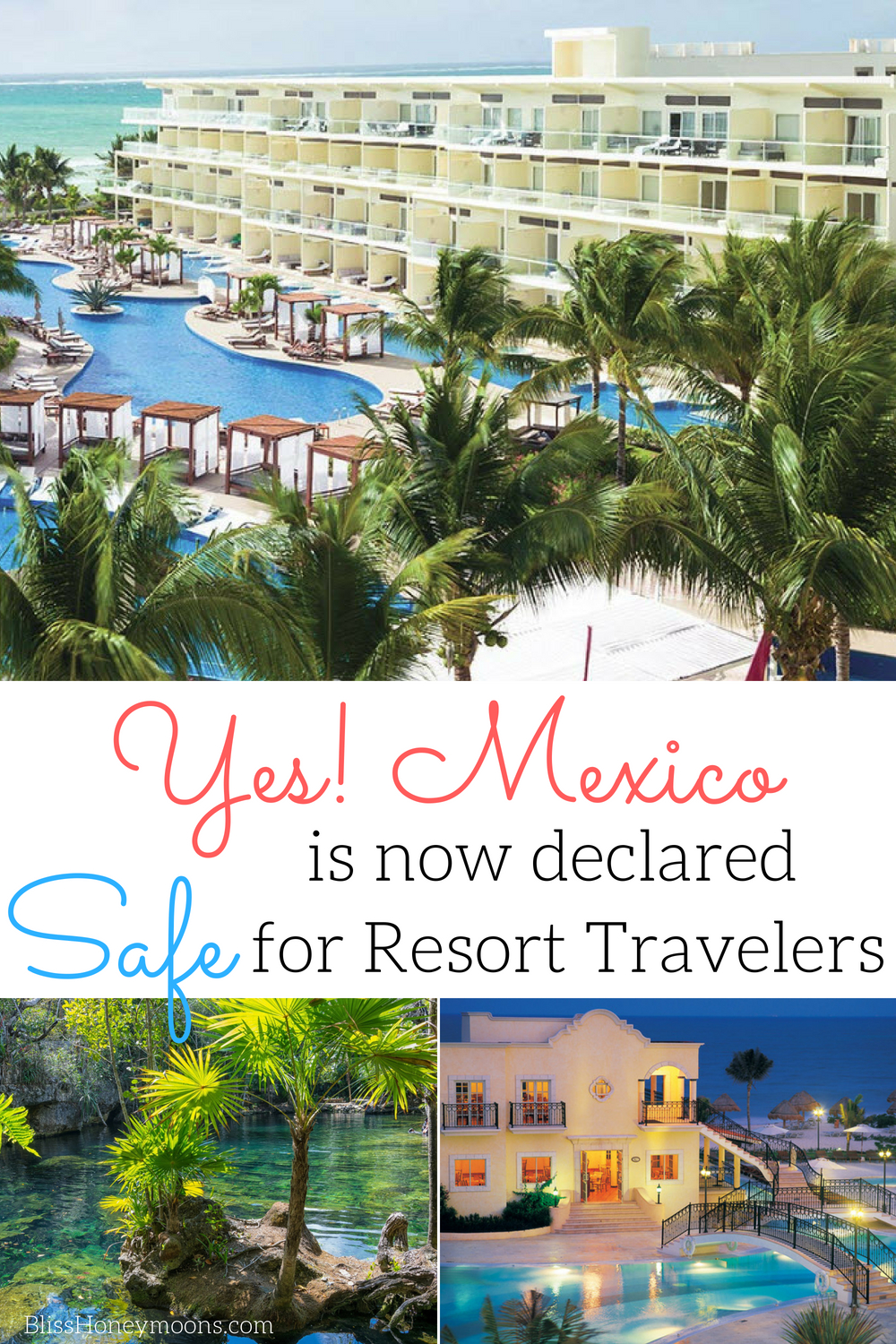 resorts are safe Mexico travelers