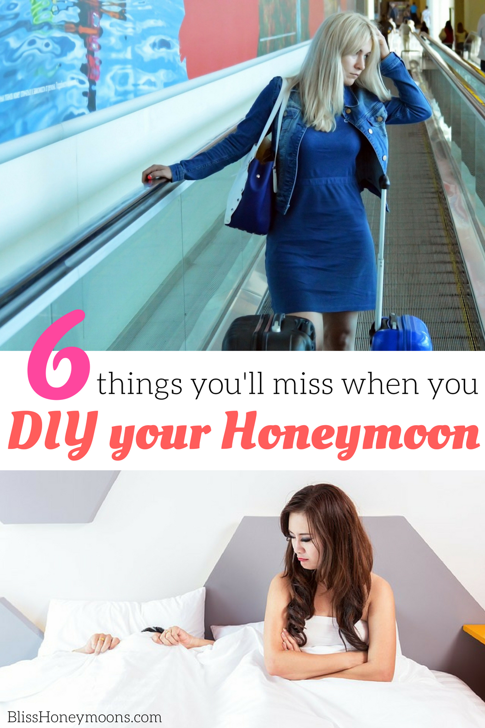 DIY honeymoon