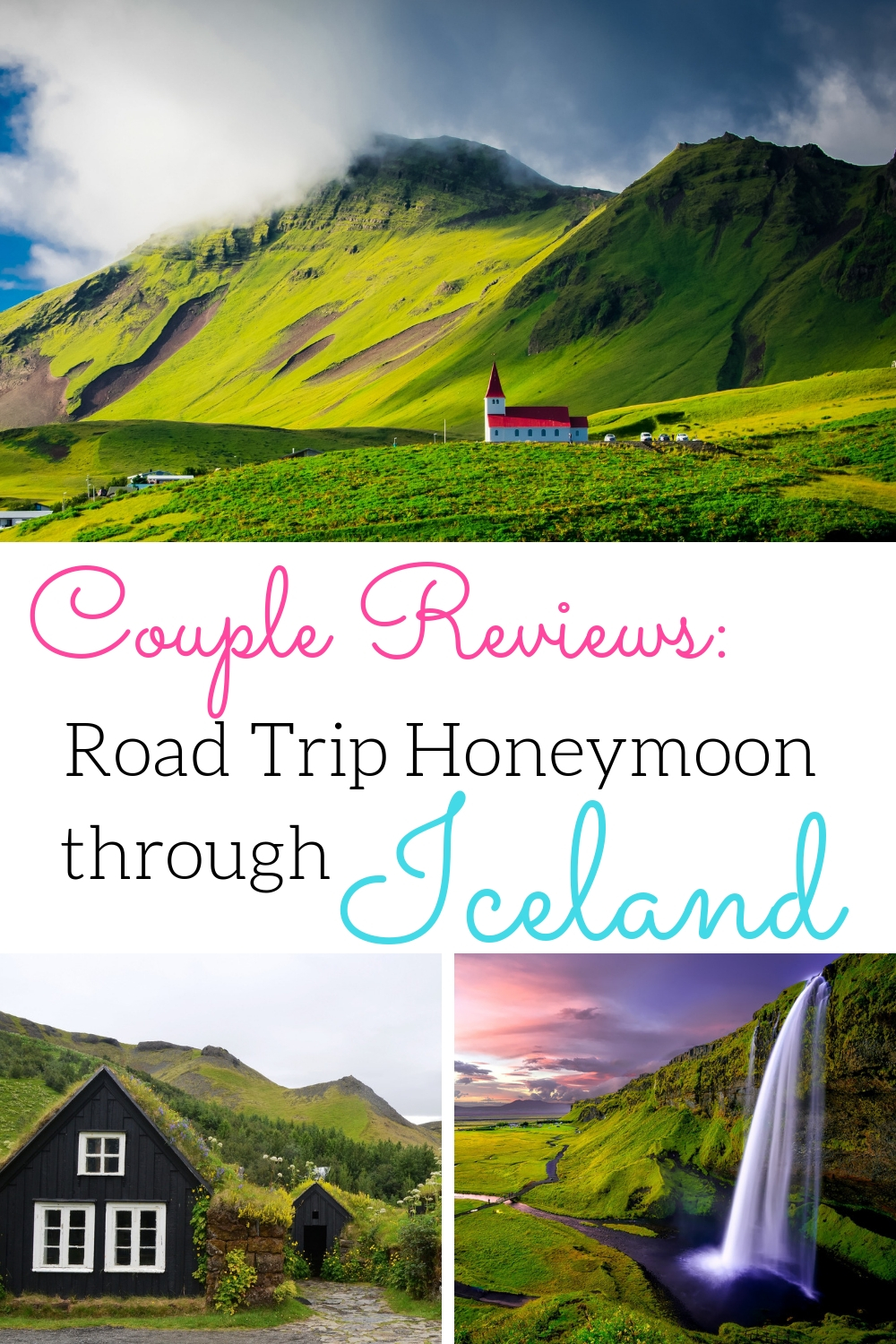 Iceland Road Trip Honeymoon