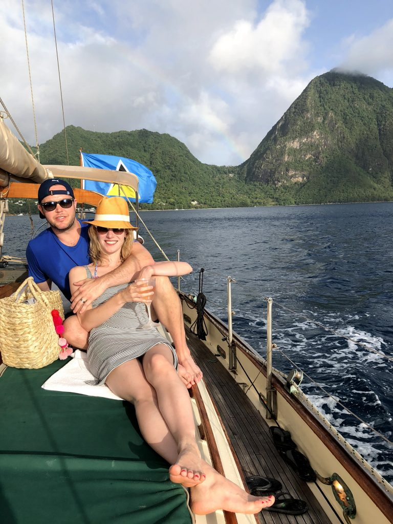 Caribbean St. Lucia Island Honeymoon