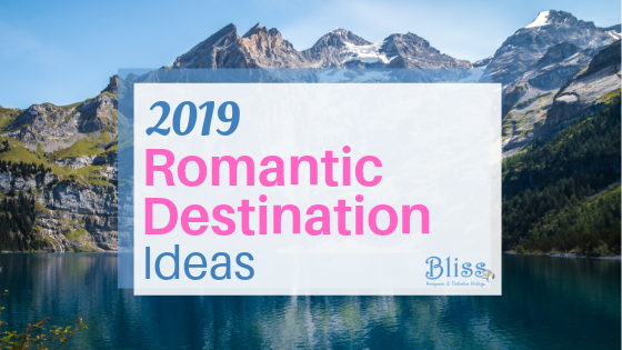 romantic honeymoon anniversary destinations