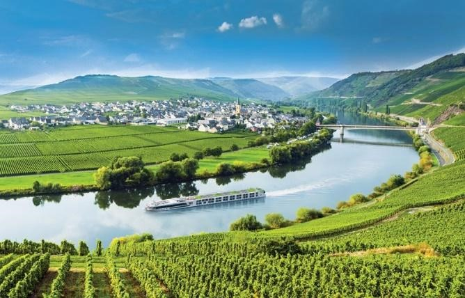 Scenic All-inclusive luxury river cruising in Europe